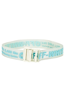 CEINTURE RUBBER INDUSTRIAL OFF-WHITE $380