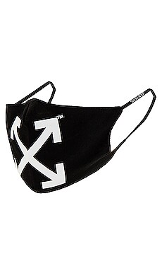 Arrow Simple Mask OFF-WHITE $122 (FINAL SALE) Collections