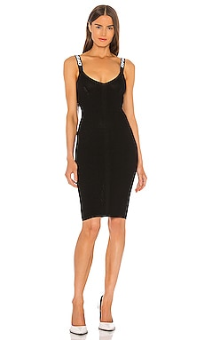 Knit Industrial Dress OFF-WHITE $885 NEW ARRIVAL