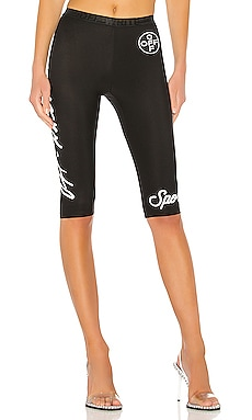 Jogging Cropped Legging OFF-WHITE $455