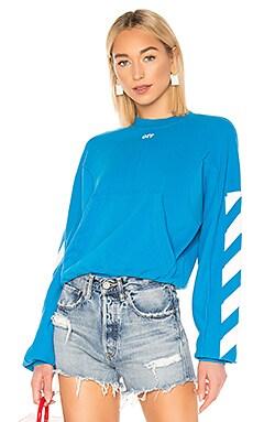 Diagonal Sweatshirt OFF-WHITE $685