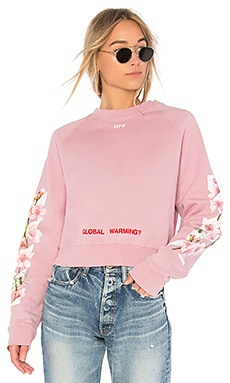 Cherry Crop Crewneck Sweater