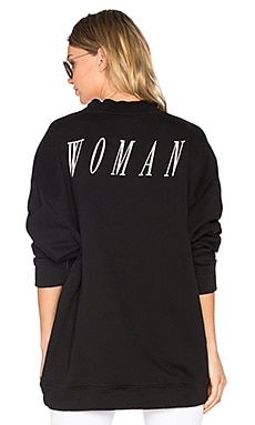 Something Special Crewneck Sweatshirt in Black