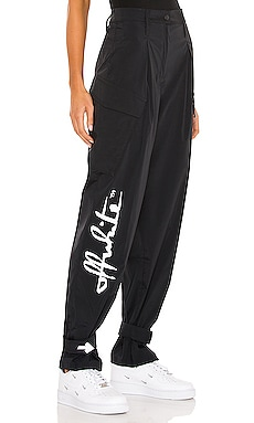 Athleisure Pant OFF-WHITE $710 NEW
