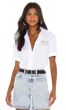 Рубашка - OFF-WHITE Белый фото