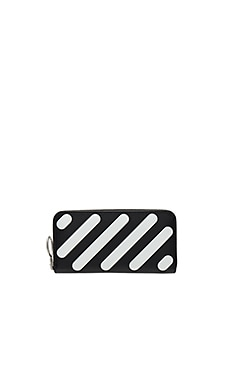 Diagonal SLG Medium Wallet