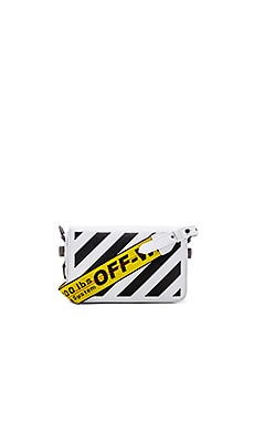 Diagonal Mini Flap Bag OFF-WHITE $941 Collections