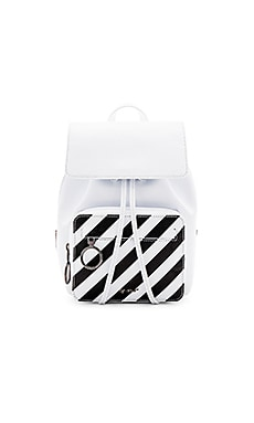 Diagonal Mini Backpack OFF-WHITE $1,410 Collections