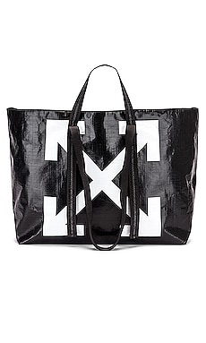 New Commercial Tote OFF-WHITE $275 Collections
