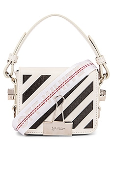 MINI-SAC OFF-WHITE $578 Collections