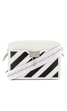 Diagonal Camera Bag OFF-WHITE $915 NEW ARRIVAL
