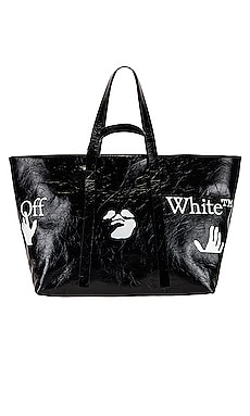 Commercial Tote OFF-WHITE $896 Collections