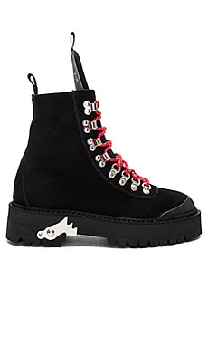 Hiking Mountain Boots in Black