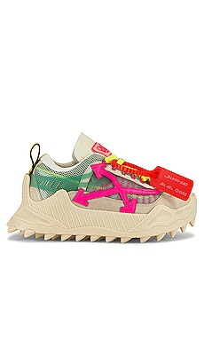 Odsy-1000 Sneaker OFF-WHITE $815 NEW ARRIVAL