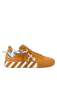 Low Vulcanized Sneaker OFF-WHITE $405