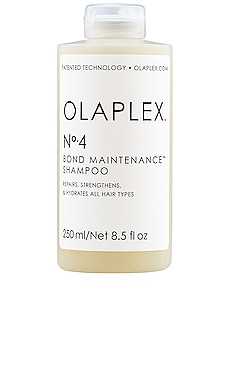 SHAMPOING NO. 4 BOND MAINTENANCE SHAMPOO OLAPLEX $28 BEST SELLER
