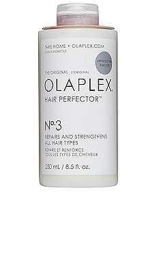 Super Size No.3 Hair Perfector OLAPLEX $56 BEST SELLER