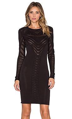 ST by OLCAY GULSEN Dreevia Dress in Black