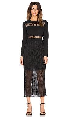 ST by OLCAY GULSEN Dress in Black