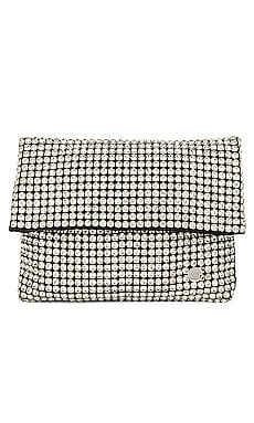 Dianna Soft Crystal Clutch olga berg $135