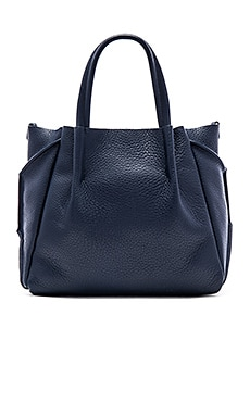 Zoe Tote Bag in Navy