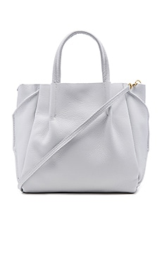 Zoe Tote in White
