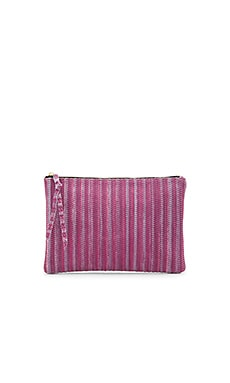 Queenie Clutch in Lilac