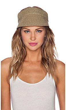 OndadeMar Visor in Natural