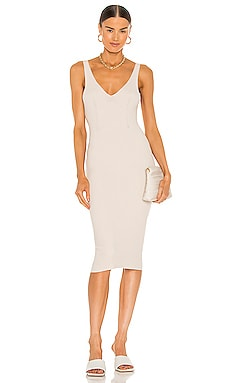 Pacey Dress One Grey Day $188