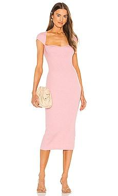 x REVOLVE Samantha Dress One Grey Day $188
