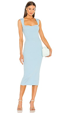 x REVOLVE Perry Dress One Grey Day $188