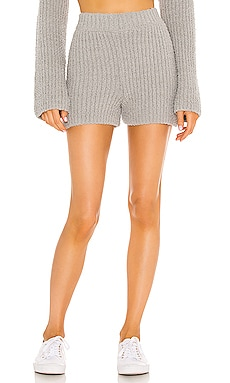 X REVOLVE Clyde Short One Grey Day $128
