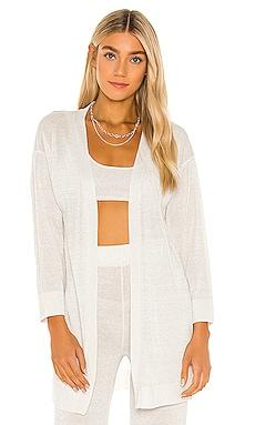 X REVOLVE Signy Open Kimono One Grey Day $104