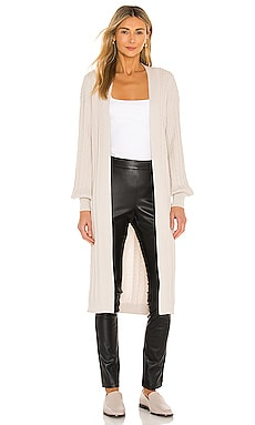 Alessi Duster Cardigan One Grey Day $238