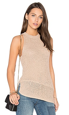 Evie Sleeveless Sweater
