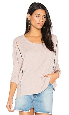 Riri Sweater in Rose