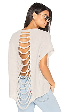 Yashu Slash Back Sweater
