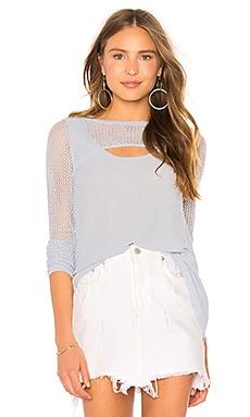 Lena Sweater One Grey Day $198