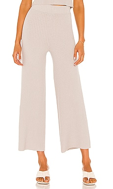 X REVOLVE Melbourne Pant One Grey Day $148