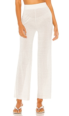 X REVOLVE Signy Pant One Grey Day $148