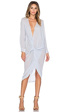 One Fell Swoop Elana Shirt Dress in Periwinkle