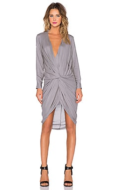 One Fell Swoop Elana Shirt Dress in Tin