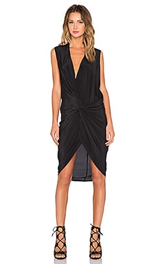 One Fell Swoop Elana Dress in Black