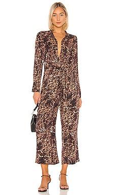 Big Cat Bad Valentine Jumpsuit One Teaspoon $189