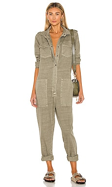Cargo Paradise Jumpsuit One Teaspoon $284