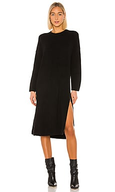 VESTIDO ZIP KNIT One Teaspoon $168