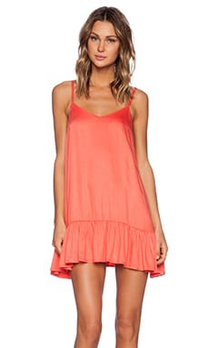 One Teaspoon Pinkie Dress in Coral
