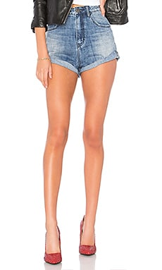 Bandits High Waist Short One Teaspoon $108