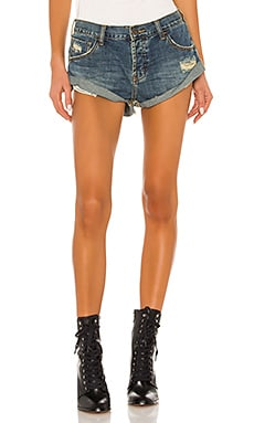 Bandits Short One Teaspoon $99