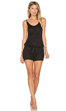 Soho Romper in Black
